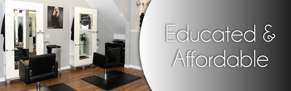 educated salon