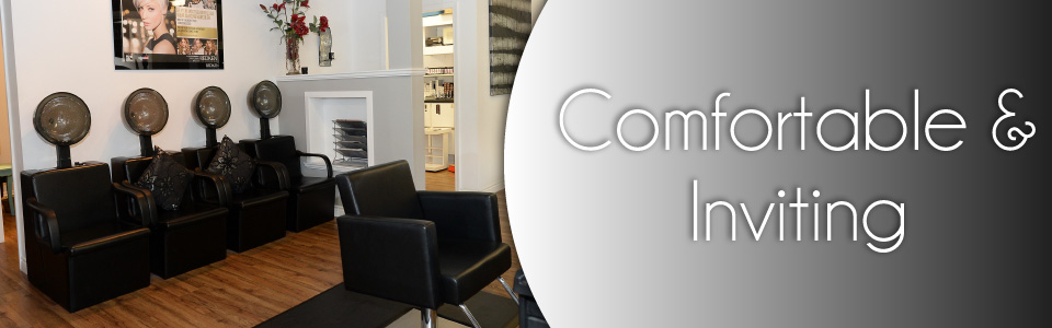 comfortable salon